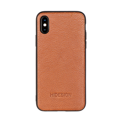 I PHONE XS MOBILEPHONE CASE KALAHARI,  tan
