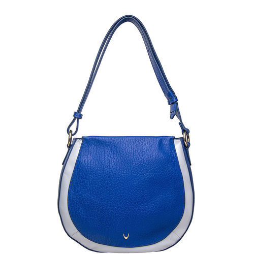 Stephanie 02Handbag, pebble,  prussia