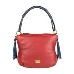Nappa 01 Women s Handbag, Cow Deer Mel Ranch,  red