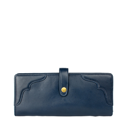 Hemlock W1 (Rfid) Women's Wallet, E. I. Sheep Veg,  blue