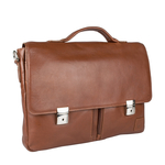 Slider 02 Briefcase Ranchero,  tan