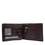 L103 (Rf) Men s wallet,  brown