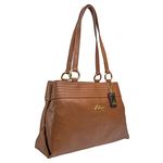 42Nd Street 01 Handbag,  tan, regular