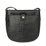 Rizzo 01 Women s Handbag, Baby Croco Melbourne Ranch,  black