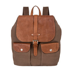 Cappucino 02 Women's Backpack, Canvas,  tan