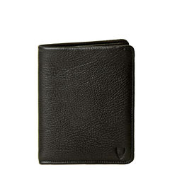 Merlot Men's wallet, deer,  black