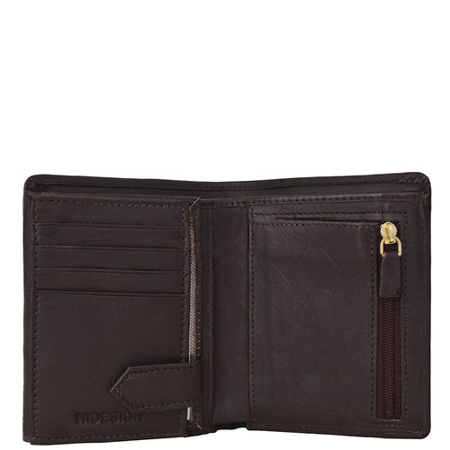 L108 Men s Wallet, Roma,  brown
