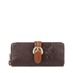 Harajuku W2 (Rfid) Women's Wallet, Baby Croco Melnbourne Ranch,  tan