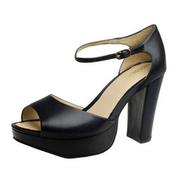 MARILYN, suede, 40,  black
