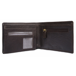 L104 Men s Wallet, Roma,  brown