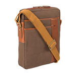 Nausar 02 Men s Crossbody Canvas,  tan