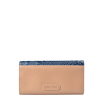 Virgo W1 Sb (Rf) Women s Wallet, Melbourne Ranch Snake,  nude