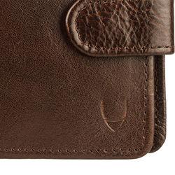 38 Men's Wallet, Roma,  brown