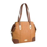 Harajuku 03 Women s Handbag Baby Croco,  tan