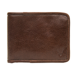 267-017a Men s Wallet, Khyber Lamb,  brown