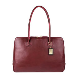 Jaxon Tote, regular,  red
