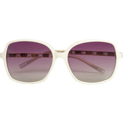 Riviera Women's sunglasses,  white