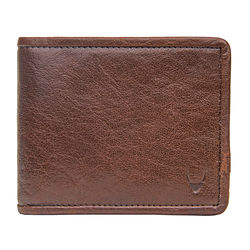 267 L107f Men's Wallet Khyber Lamb,  brown