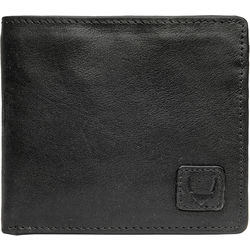 218036 Men's wallet,  black, roma