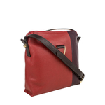 Sonny 03 Women s Handbag, Cow Deer Melbourne,  red