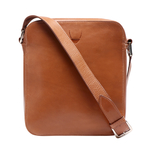 BOND 03 CROSSBODY SADDLE,  tan