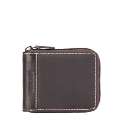 310 030[ Rfid] Sb Men's Wallet, Waxed Split,  brown
