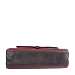 D Amore 01 Women s Handbag, Elephant Ranch Melbourne Split,  aubergine
