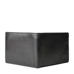 278 L107F (Rf) Men s wallet,  black
