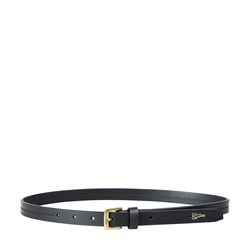 EMILY WOMEN'S BELT DAKOTA,  black