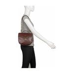 Sb Elsa Women s Handbag Ostrich,  brown