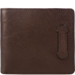 279-L107F Men's wallet, khyber,  brown