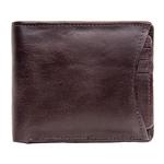 21036 Men s wallet,  brown, regular