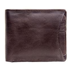 21036 Men's wallet, regular,  brown