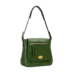 Taurus 02 Women s Handbag, Lizard Melbourne Ranch,  green