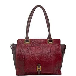Amore 02 Women's Handbag, Elephant Ranchero,  marsala