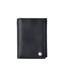 Rigel W1 Sb (Rfid) Men's Wallet, Manhattan,  black