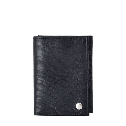 Rigel W1 Sb (Rfid) Men s Wallet, Manhattan,  black