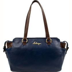Sb Olivia 02 Women's Handbag Cow Deer,  midnight blue