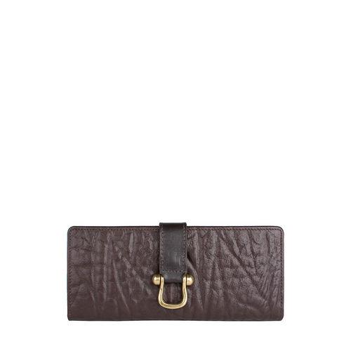 Cera W2 (Rfid) Women s Wallet, Elephant Melbourne Ranch,  brown