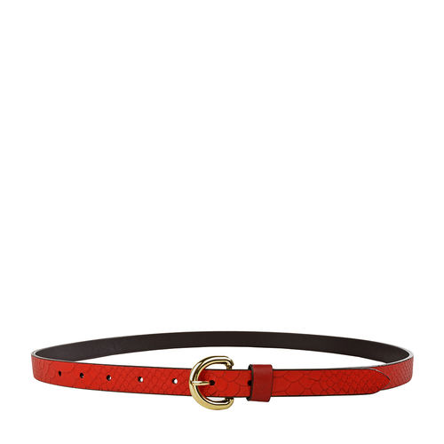 AkikoWomen s belts,  red, 32 34
