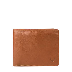 L106 Men's wallet, regular,  tan