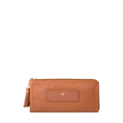 Adhara W4 (Rfid) Women's Wallet, Roma Mel Ranch,  tan