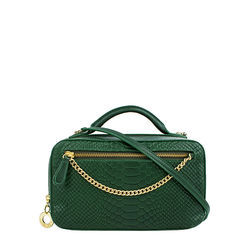 Sb Veronika W1 Women's Wallet, Snake Melbourne Ranch,  emerald