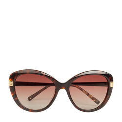 Maldives Women's sunglasses,  havana