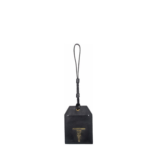 Luggage Tag, Dakota,  black