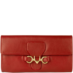 Melissa W1 Women's Wallet, Ranchero Lamb,  red