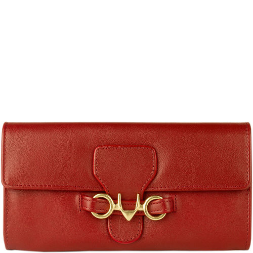 Melissa W1 Women s Wallet, Ranchero Lamb,  red