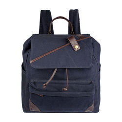 CHEROKEE 02 BACKPACK CANVAS,  navy blue