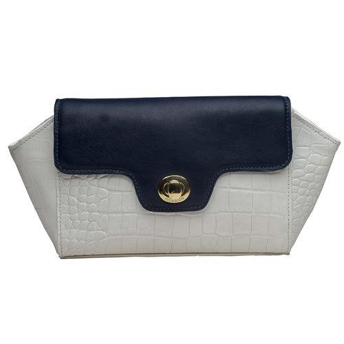 Sb Atria 04 Women s Wallet, baby Croco,  white, baby croco