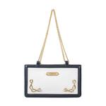 Dumas 02 Women s Handbag Melbourne Ranch,  white